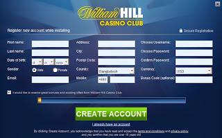 Make Money Online Casino signup