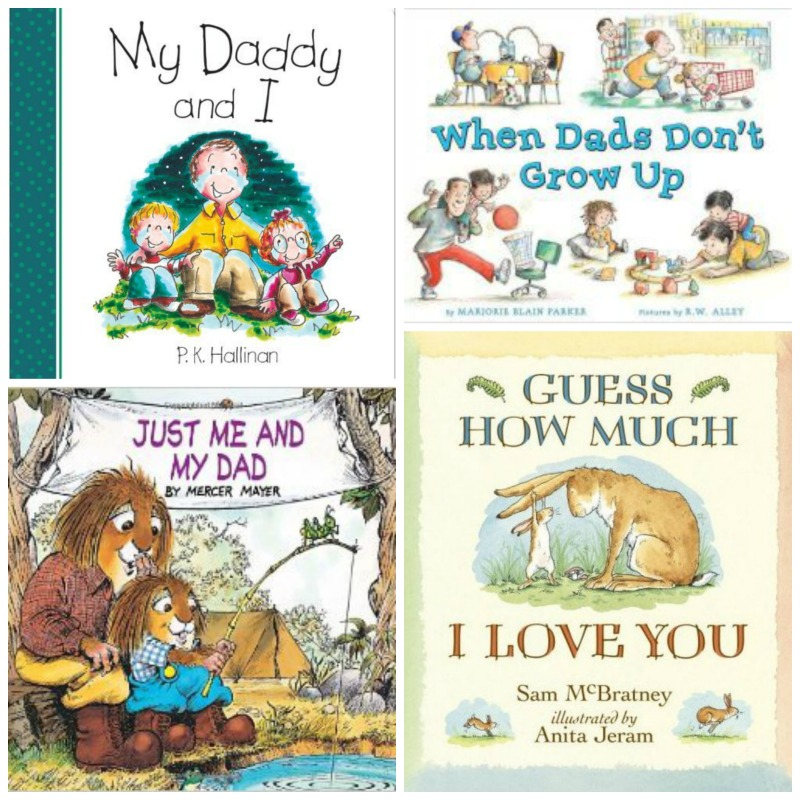 "30 ""Awesome"" Children's Books About Dads"