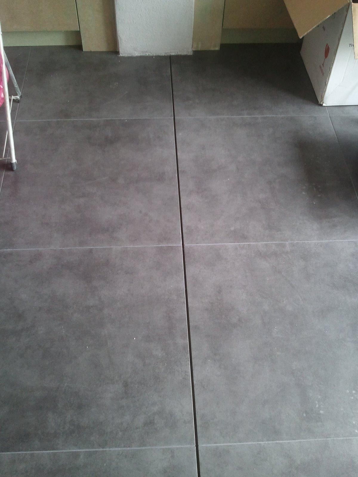 keuken tegels afkitten : Ons Huisje Dilatatievoeg Afgekit