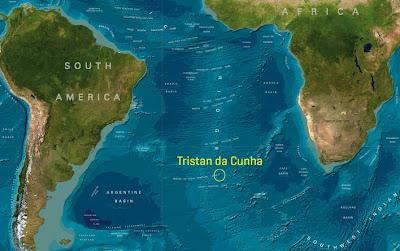 Tristan da Cunha expedition