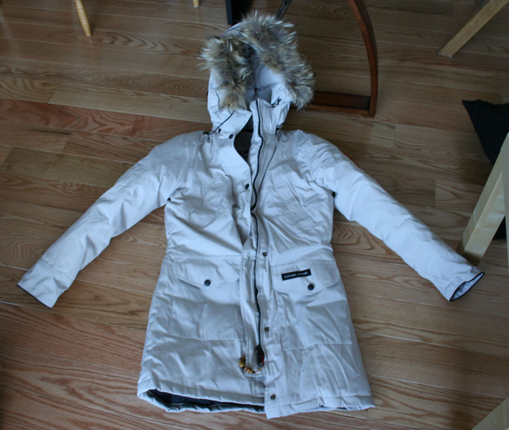 Canada Goose expedition parka outlet shop - No Fixed Address: The evil counterfeit Canada Goose coat