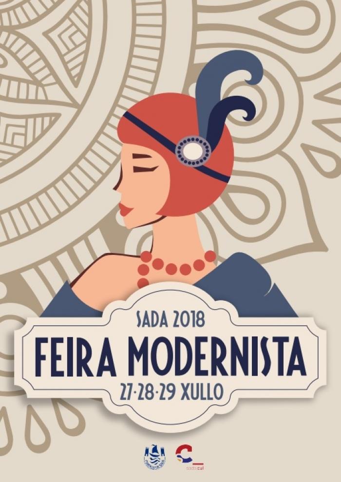 Feliz Feria Modernista de Sada 2018