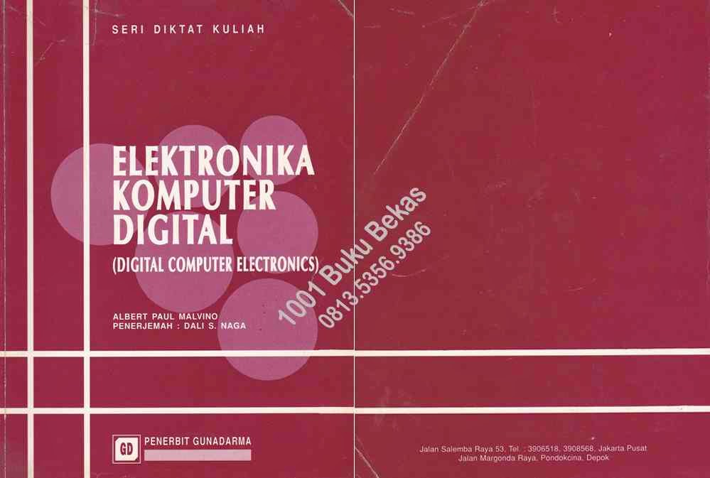 digital computer electronics albert paul malvino pdf