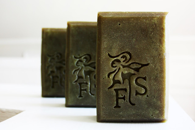 tea tree and basil soap