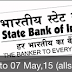 State Bank Of India Recruitment – 2062 Probationary Officers (POs) Vacancies – Last Date 02 May 2015 {Extended to 07 May,2015}