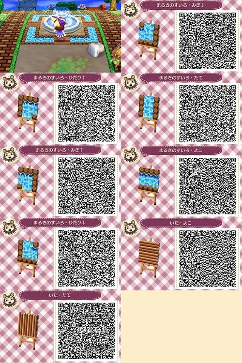 Qr Codes Animal Crossing New Leaf Paths Animal Crossing...