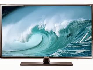 3D Samsung 40 Inchi LED Smart TV UA40F6400