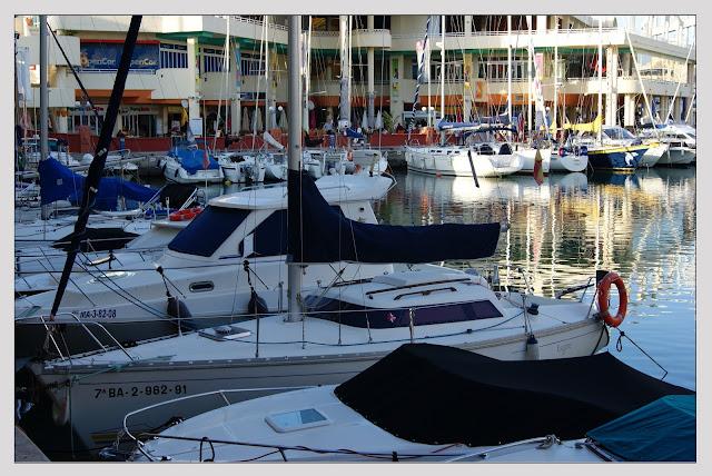 Parking de barcos