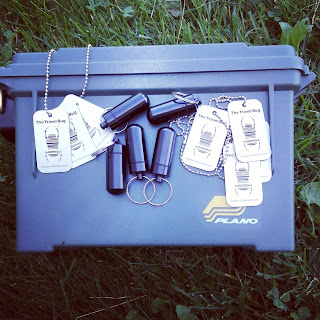 save green being green: taking geocaching to the next level