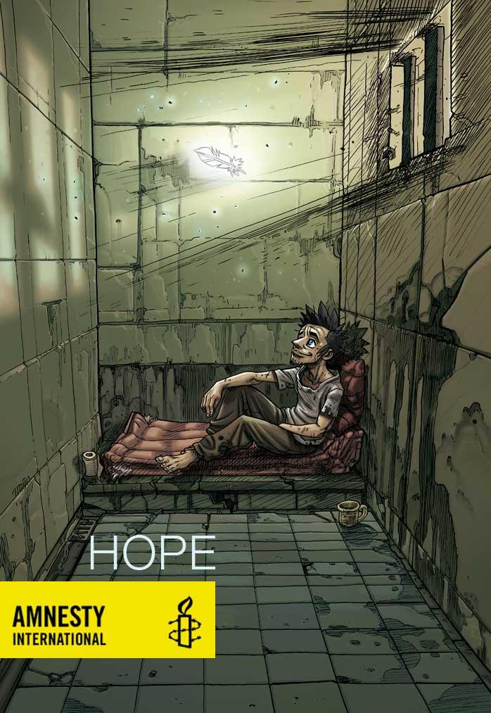 Amnesty international magazine