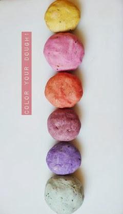 בצק משחק ארומטי- Play dough