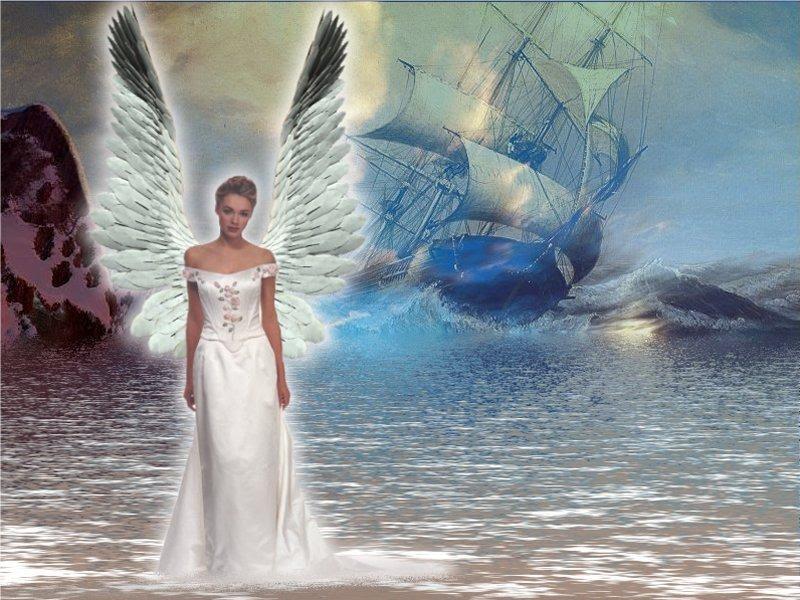 La Porta Dei Sogni Gli Angeli