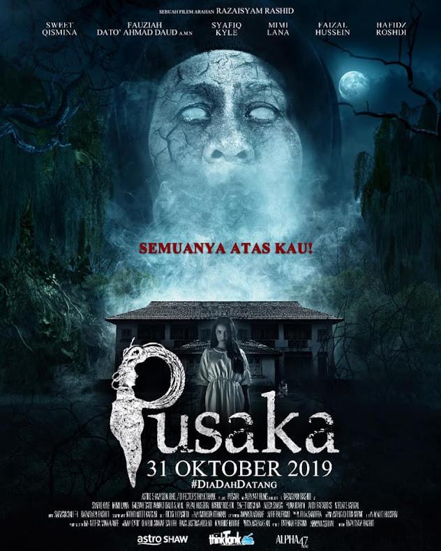 31 OKT 2019 - PUSAKA (Malay)