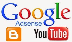 daftar adsense di youtube bisa tampil di blogspot