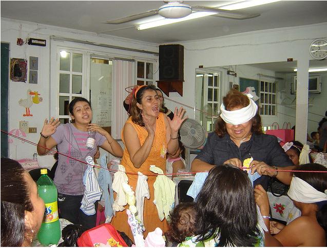 Juegos para baby shower | Solountip.com
