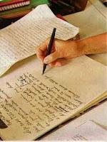 poemas día del escritor