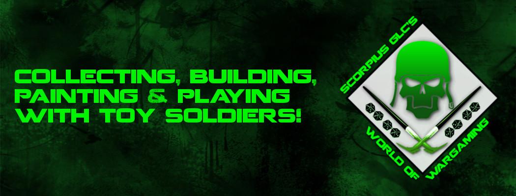 ScorpiusGLC's World of Wargaming