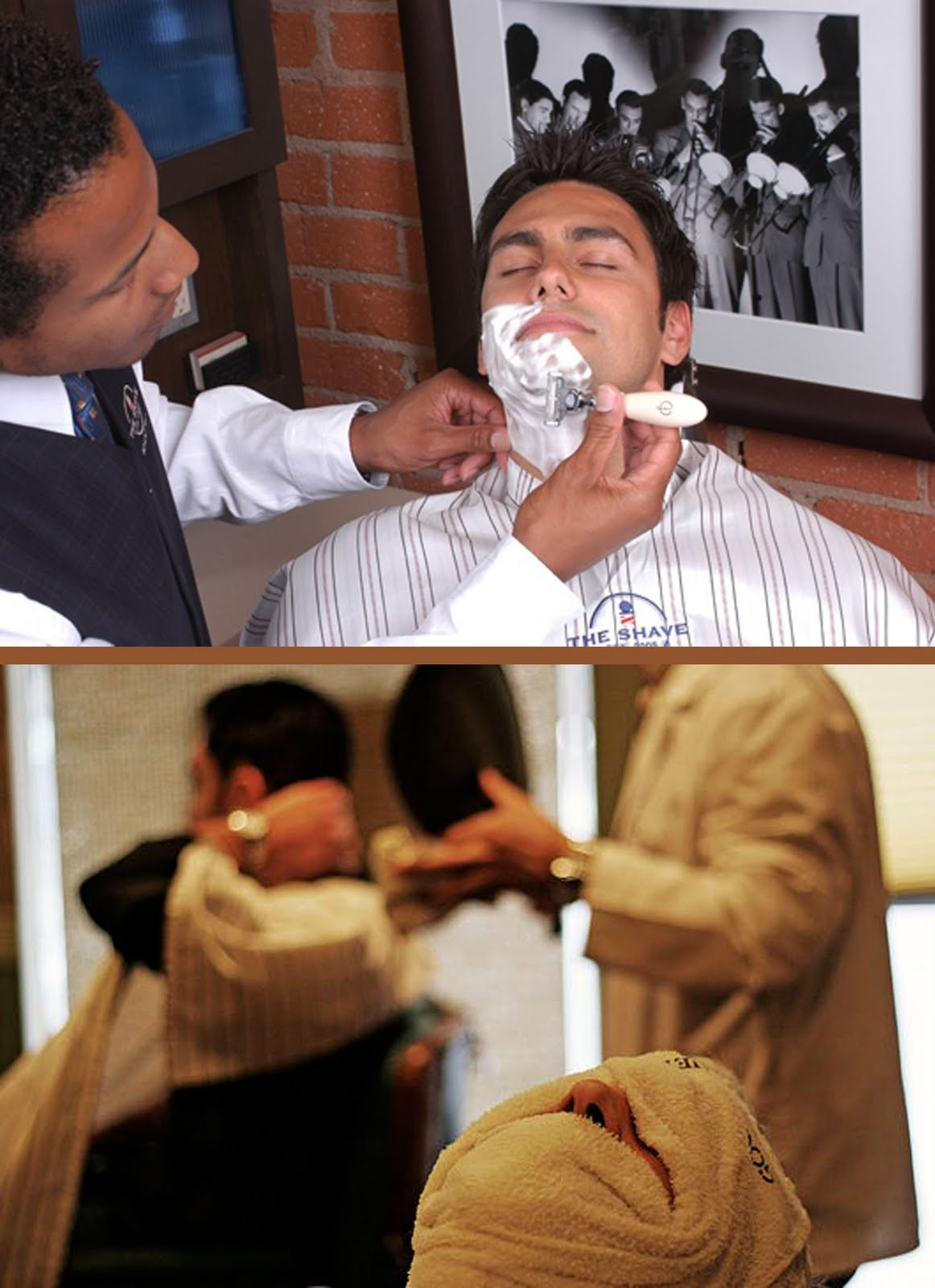 Luxury Barber Shops