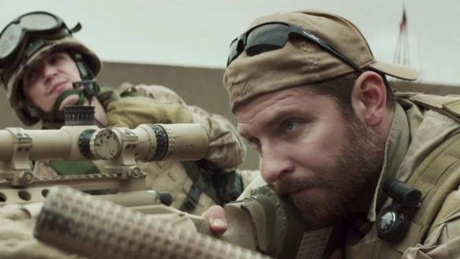 "American Sniper***** ""Best of '15"""