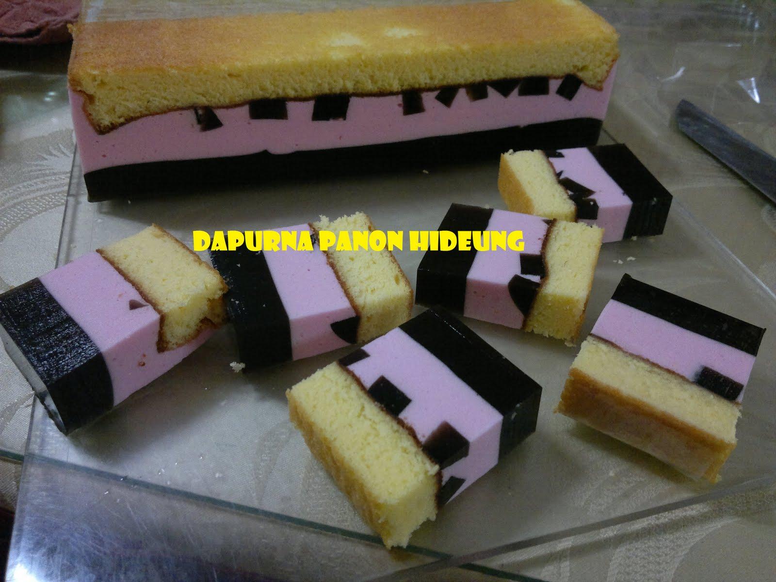 Dari Sentuhan Jemari Resep Andalan Madona Cake
