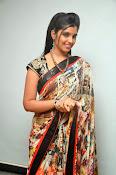 Syamala glamorous photos in saree-thumbnail-7