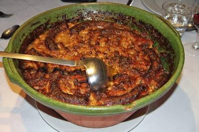 Cassolette del Restaurante Le Tournesel. Blog Esteban Capdevila