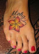 Modele tatouage Pied (modele tatouage pied)