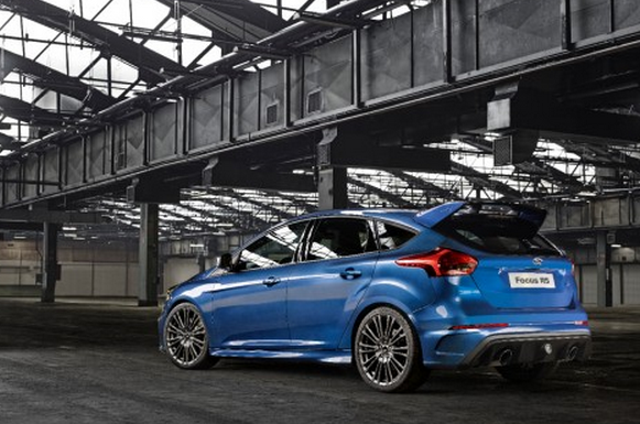 All-New Ford Focus RS to be Sold in the United States