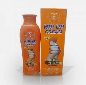 Cream Hip Up Lotin Pengencang dan Pembesar Bokong Montok Alami