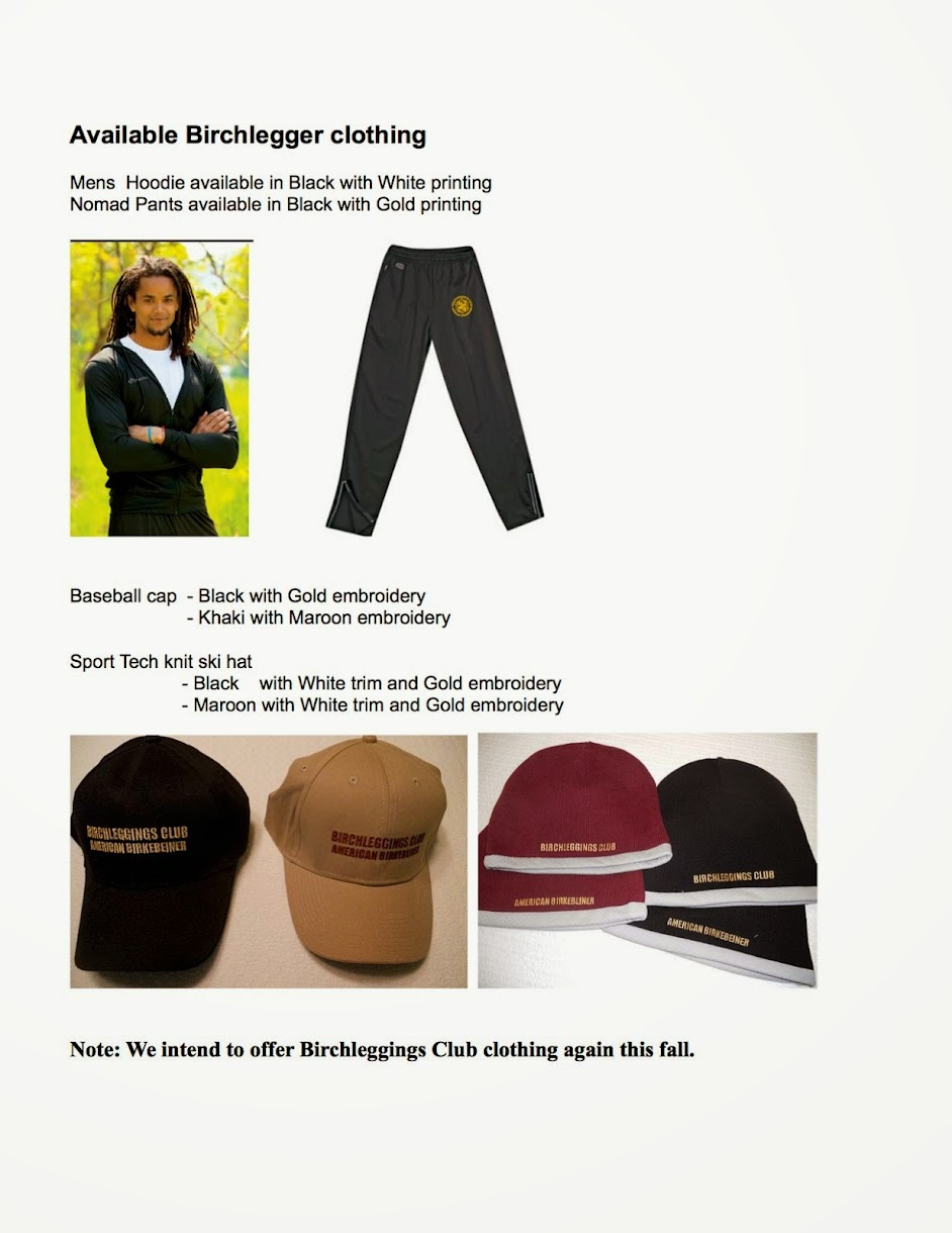 Birchlegger Clothing Pictures