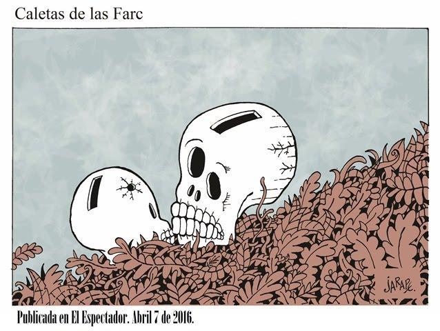 Caletas de las FARC