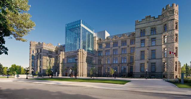 02 Museo Canadiense de la Naturaleza por los arquitectos KPMB