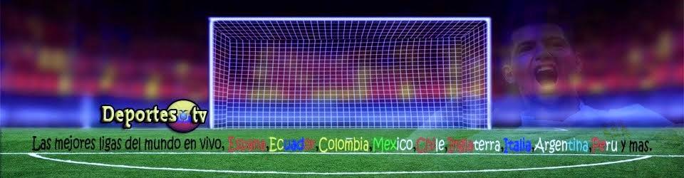 Futbol En Vivo | Barcelona vs Manta | Emelec vs Goiás