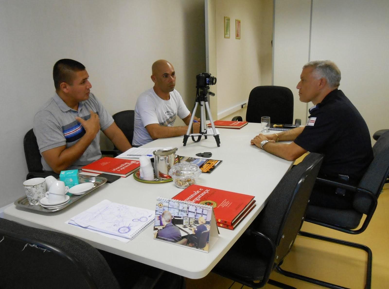 Entrevista Gilson Menezes - Inspetor Superintendente de Planejamento GCM/SP - Parte final