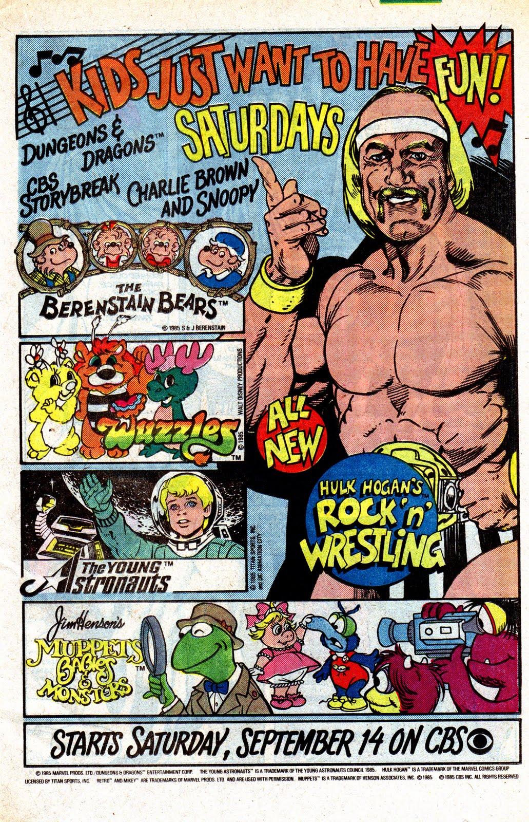 Comicbook Crossfire Classic Comic Book Ads