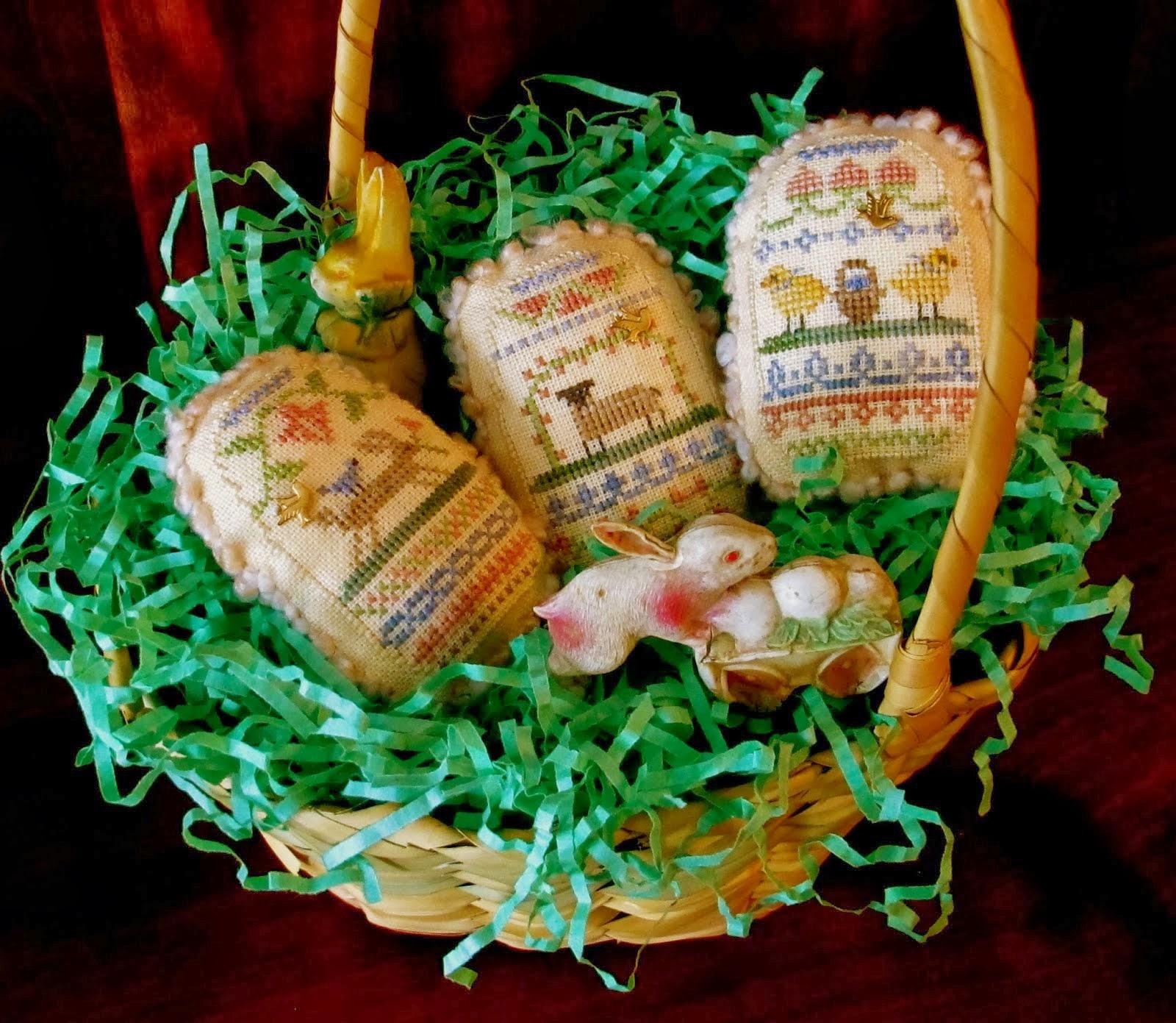 """Spring Eggs IV"" - $8.00"