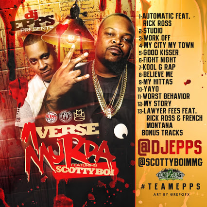 DJ EPPS & MMG SCOTTY BOI - 1 Verse Murda Hosted by DJ EPPS