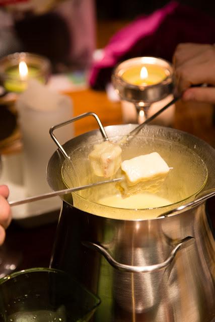 juustofondue