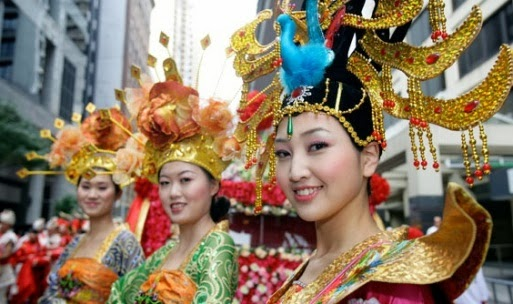 Chinese New Year Celebrations in China