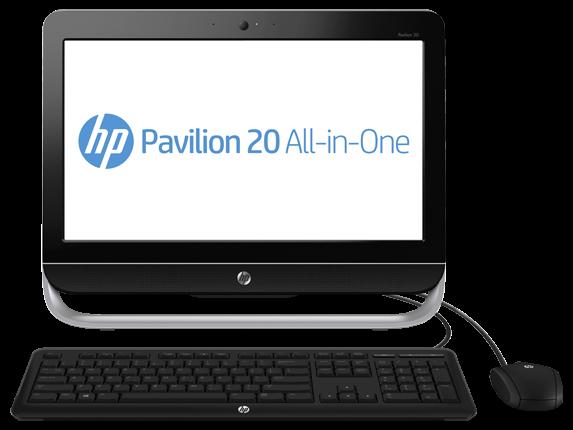 Características Computadora HP Pavilion 20 - B303LA