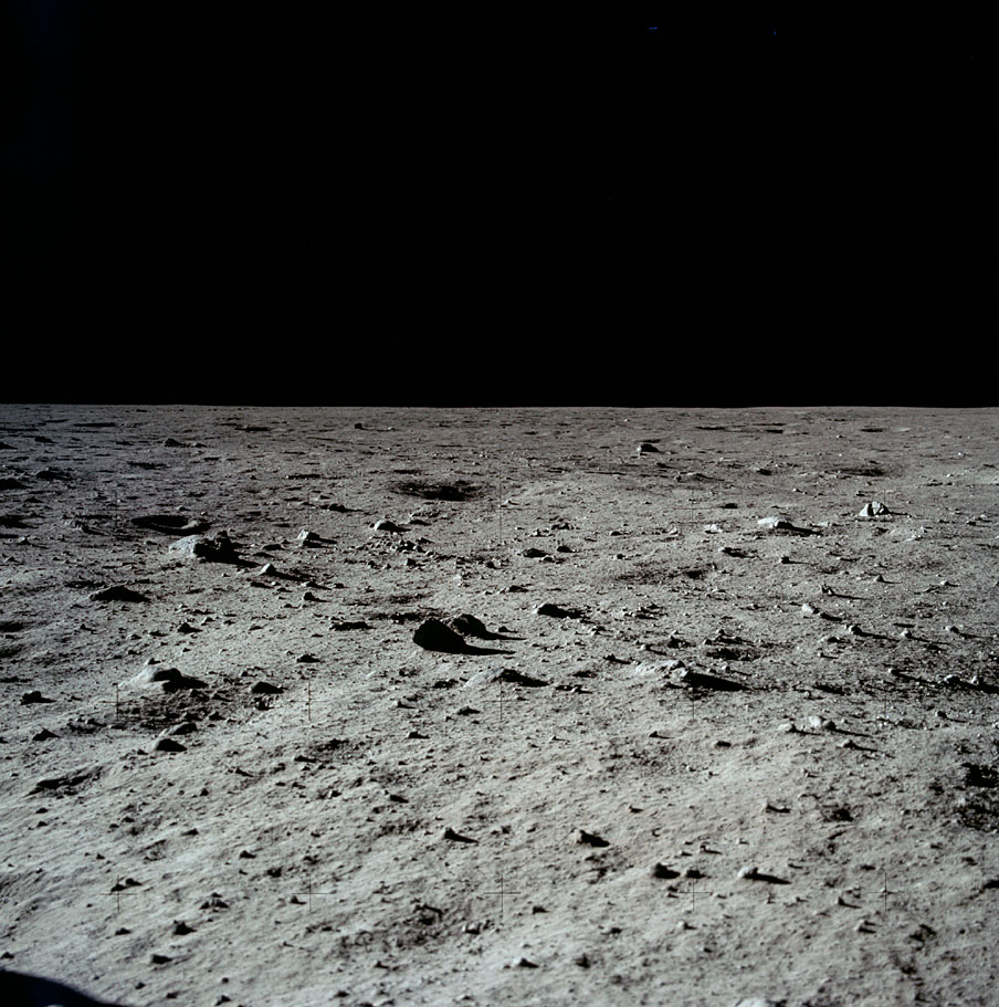 The Animation Art Of Ben Hudson Moon Surface Research