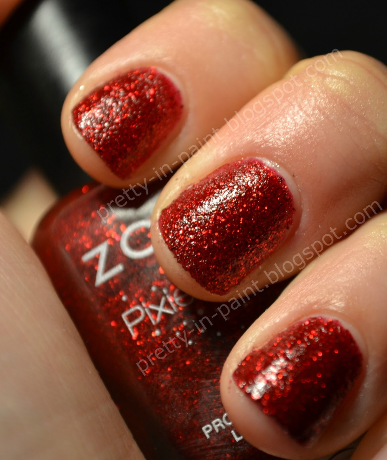 Pretty In Paint: Zoya PixieDust Collection!