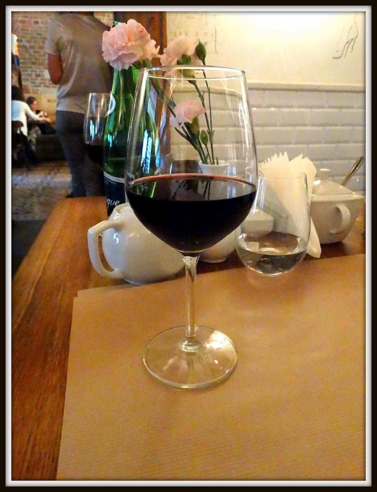 Boscaiola, wino stołowe, wino czerwone,