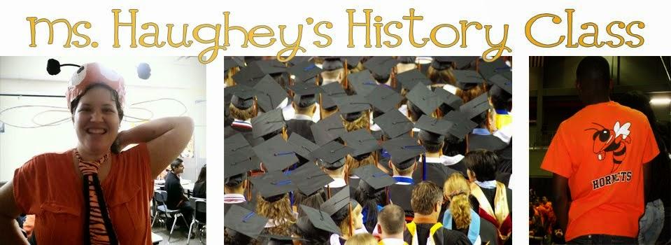 Ms. Haughey's History Class