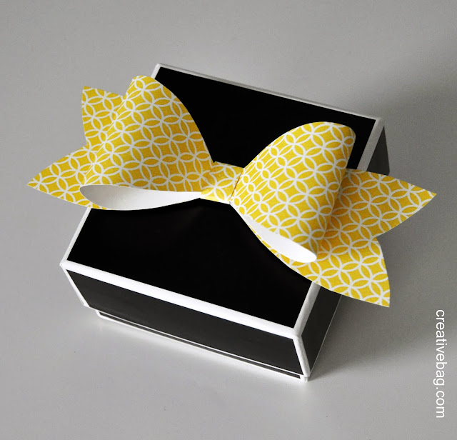 gift packaging inspiration by Lorrie Everitt for creativebag.com