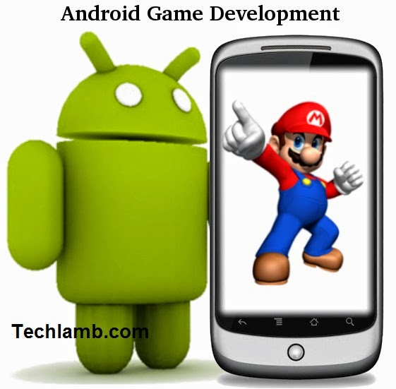 How-To-Create-Android-games