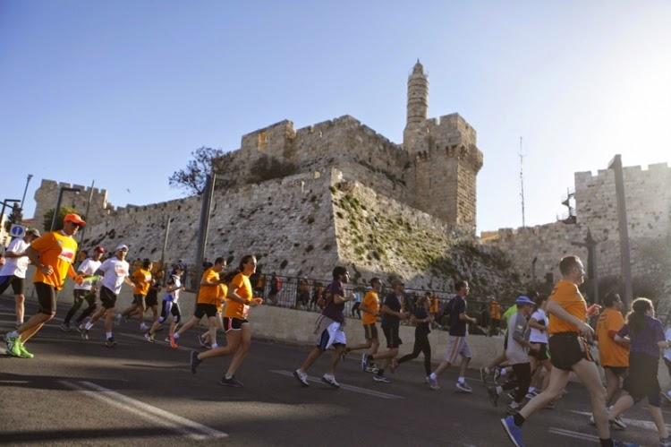 Abertas inscrições para Maratona de Jerusalém