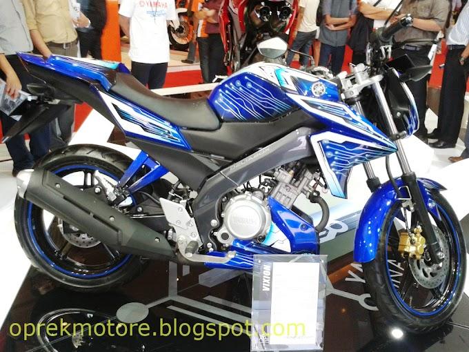 Yamaha New V-ixion Tanpa Kick Stater Kok Pada Ribut?