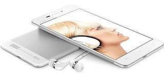 Тонкий смартфон для селфи