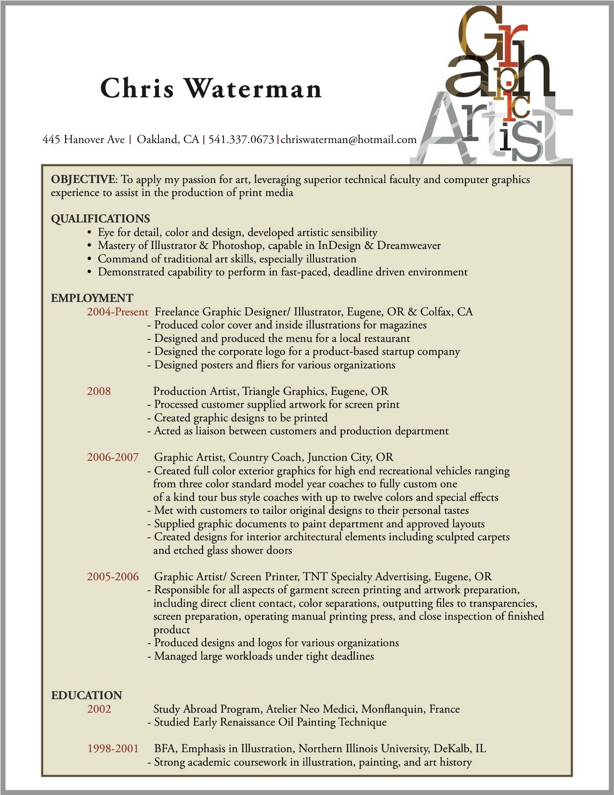 production artist resume 28 images best resume exle